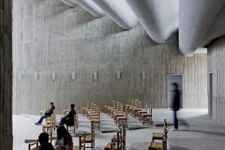 Iglesia en China O Architects