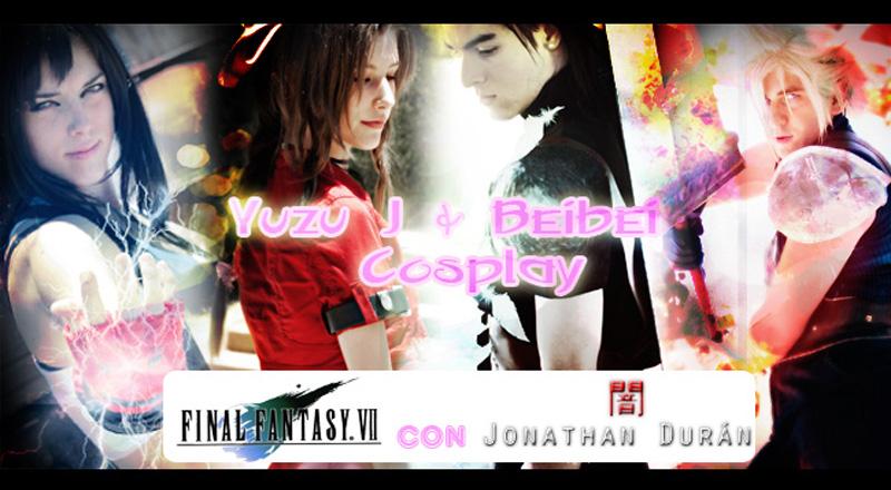 Yuzu J&Beibei Cosplay