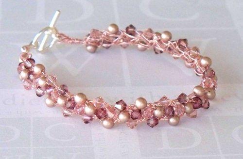 Handmade Swarovski Bracelet