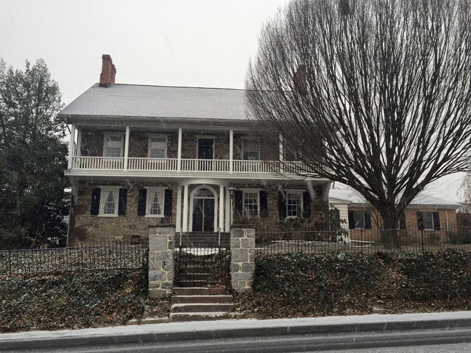 The Benjamin House
