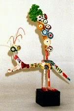 joel laurent sculpteur - outsider art brut magazine - gricha rosov