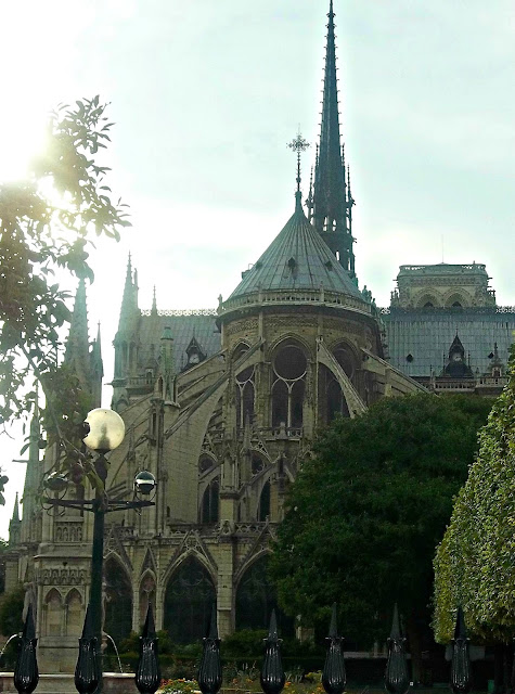 Norte Dame in Paris