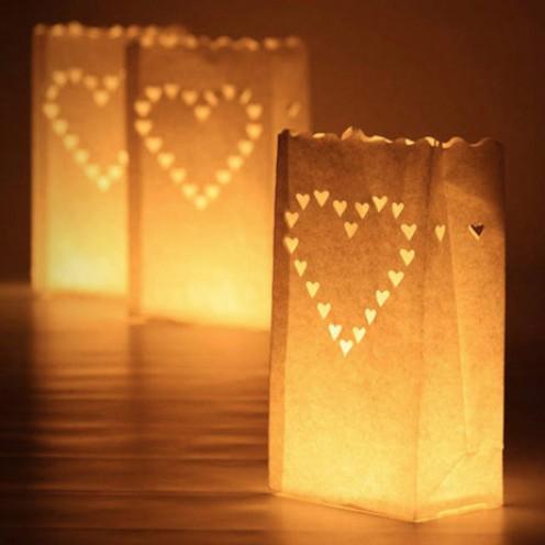 Petite mafalda ilumina con velas for Farolillos para velas