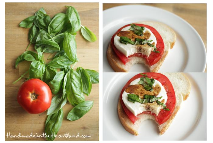 Tomato Basil Caprese