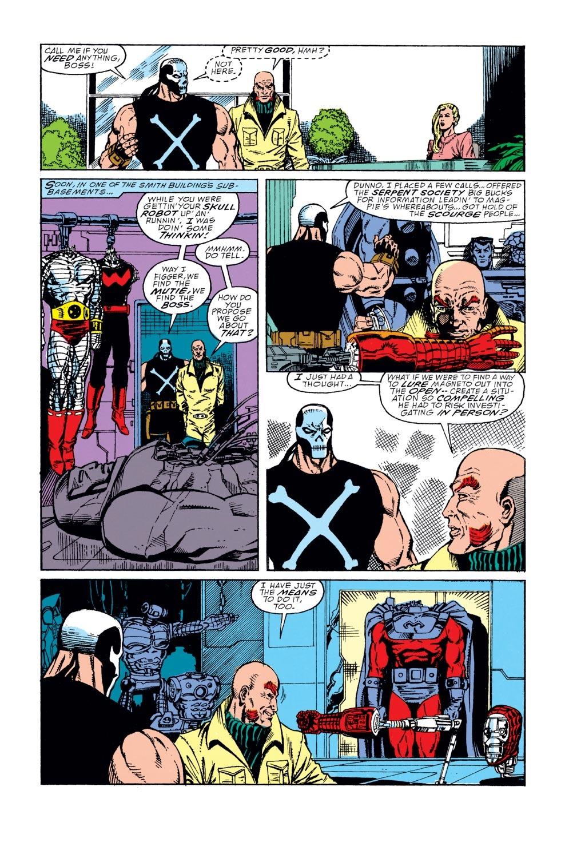 Captain America (1968) Issue #368 #301 - English 8