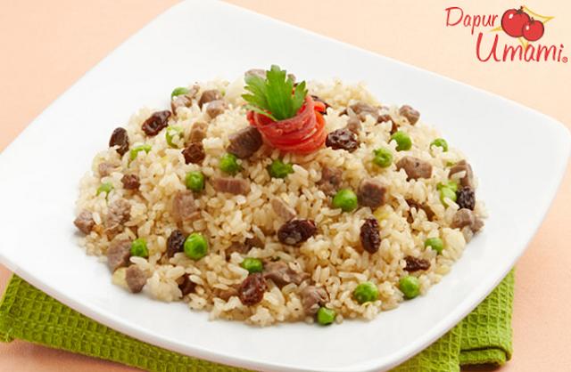 Resep Nasi Kebuli Spesial ala Dapur Umami - Kumpulan Resep