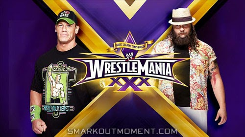 WWE WrestleMania 2014 Wyatt Family vs John Cena predictions
