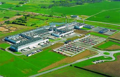 Nhà máy Danish Crown được đầu tư 270 triệu USD, với tổng diện tích 37 ha, diện tích mặt sàn là 78,000 m2.