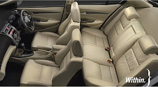 Photo: 2011-2012 Honda City Interior