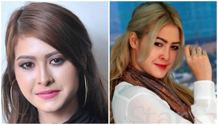 farhana jafri 15 artis wanita dituduh pernah melakukan
