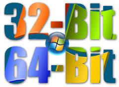 Perbedaan System 32 Bit dan 64 Bit