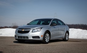Specifications 2011 Chevrolet Cruze LS