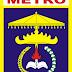Logo Kota Metro - Provinsi Lampung