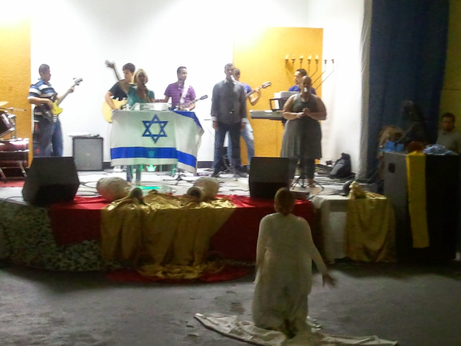 Seminário para Levitas