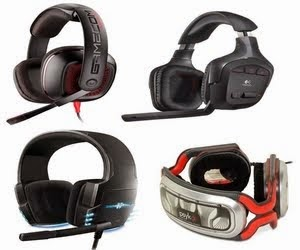 Best Gaming Headsets 2013-14