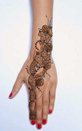 Mehndi Patterns By Ash Kumar : Ash kumar mehndi designs book for eid
