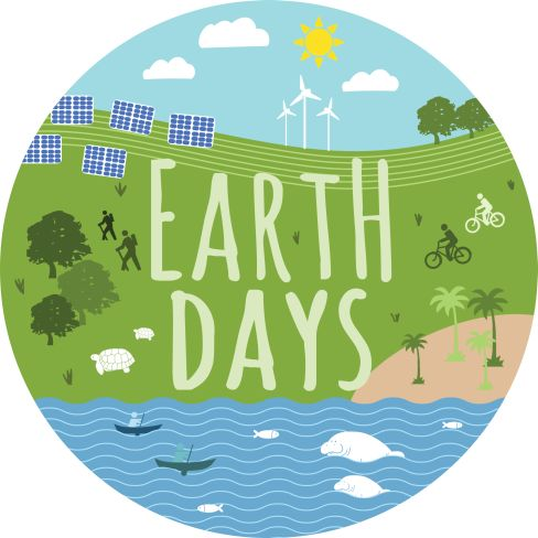 Part of the Earth Days celebrations
