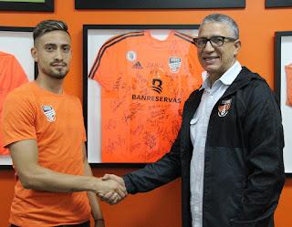 Cibao FC anuncia al delantero argentino Emmanuel Torres
