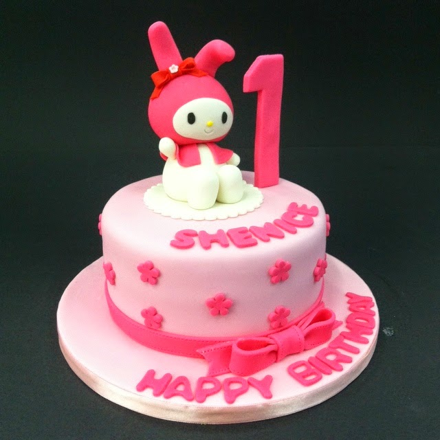 Cindy Cake » Blog Archive » My Melody Cakes