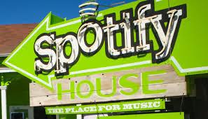 Datos de spotify en 2013