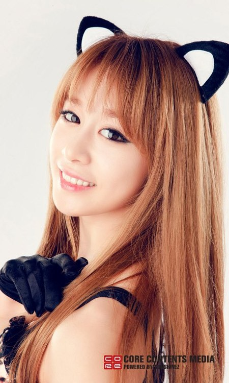 PARK JIYEON PHOTO Official Application Picture