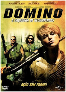 Download - Domino - A Caçadora de Recompensas DVDRip - AVI - Dublado