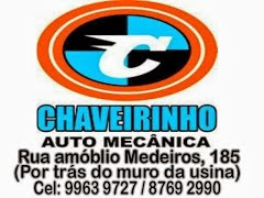 CHAVEIRINHO AUTO MECÂNICA