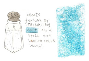 Cool watercolour techniques