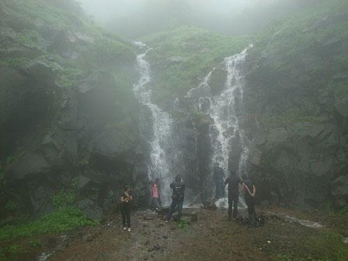 water fall lavasa