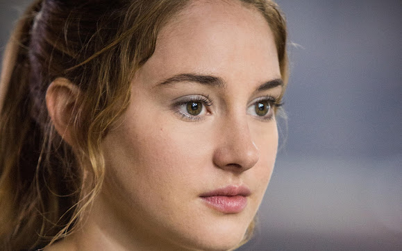 Shailene Woodley Divergent 0w