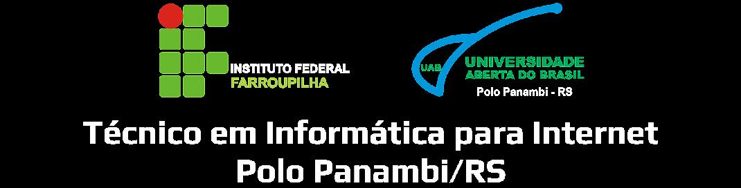 Técnico em Informática para Internet - Polo Panambi/RS