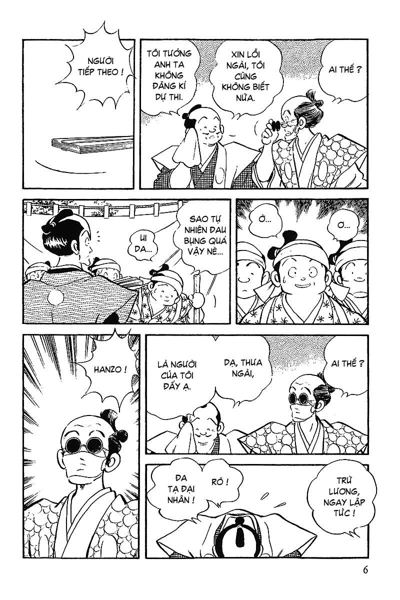 Nijiiro Togarashi - Ớt Bảy Màu chap 18 - Trang 9