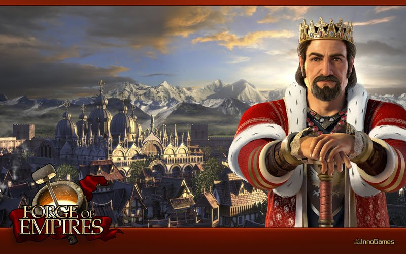 wallpaper Forge of Empires