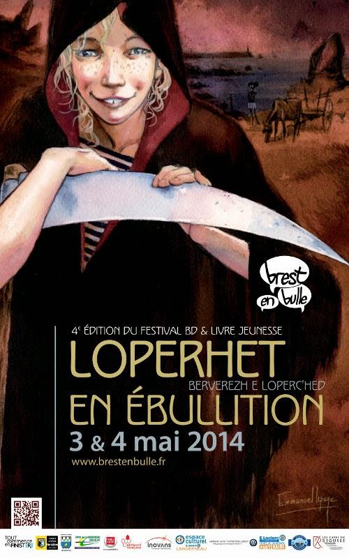 Brest en Bulle - Loperhet en ébullition : festival 2014 (+ d'infos)