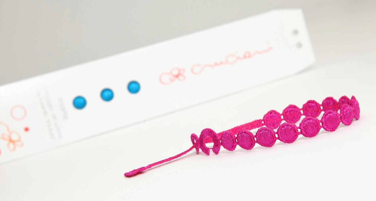 packaging braccialetti cruciani marte