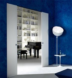 Arredamenti moderni porte scorrevoli da interni idee per for Idee per interni casa