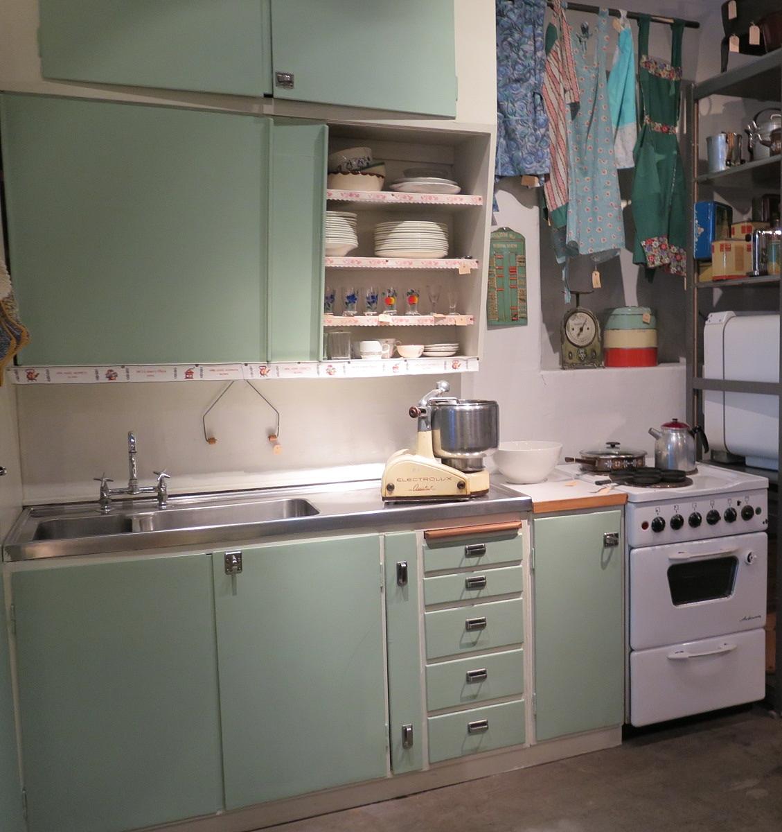 Nostalgorama: gammalt kök