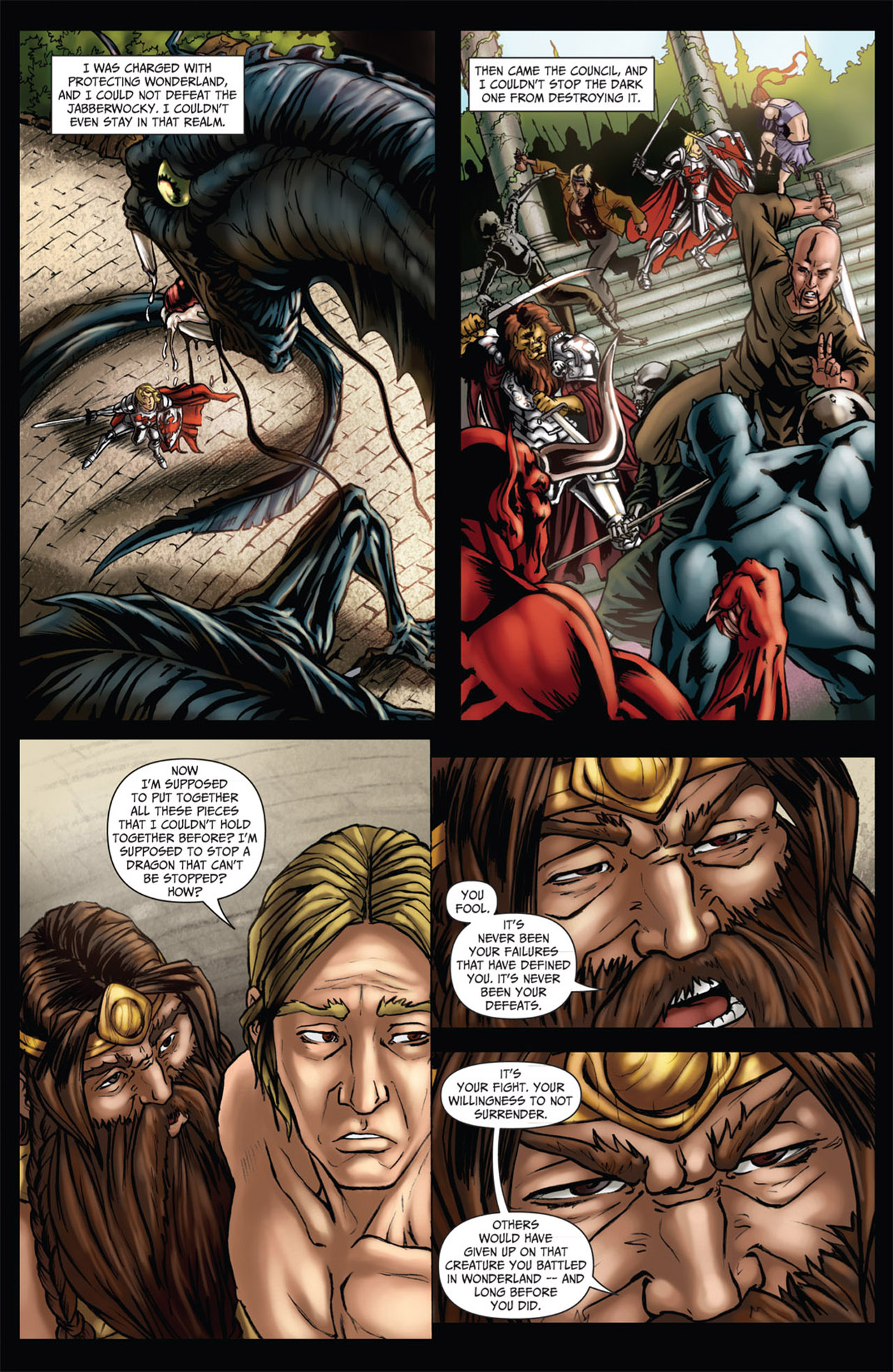 Grimm Fairy Tales (2005) Issue #61 #64 - English 15