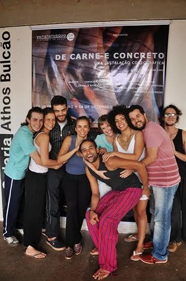 A.S.Q. Companhia de Dança 2014