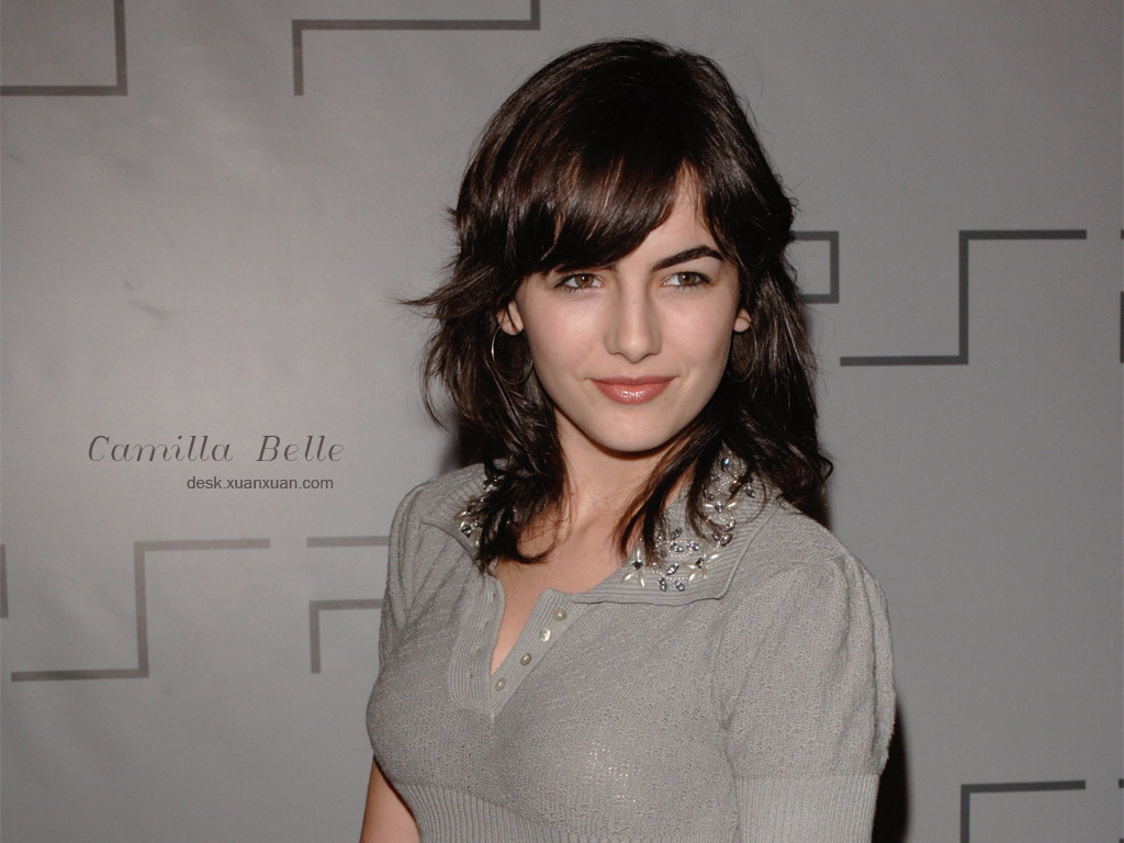 Camilla Belle Routh in Los Angeles