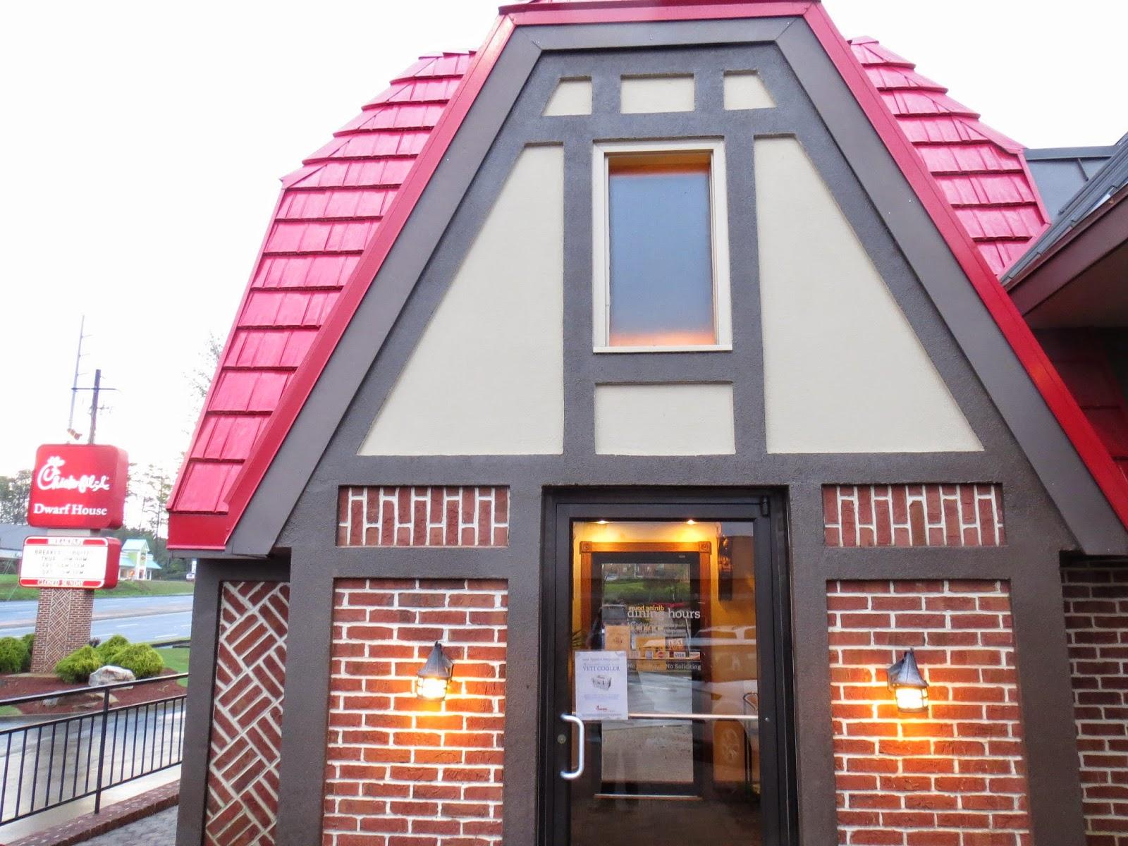 The brick midget house 6