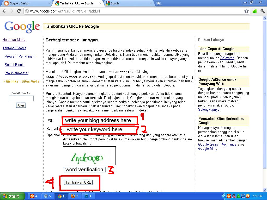 Custom Search Engine