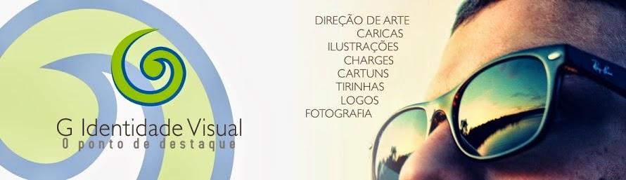 G Identidade Visual - Gabriel Silva Delloiagono