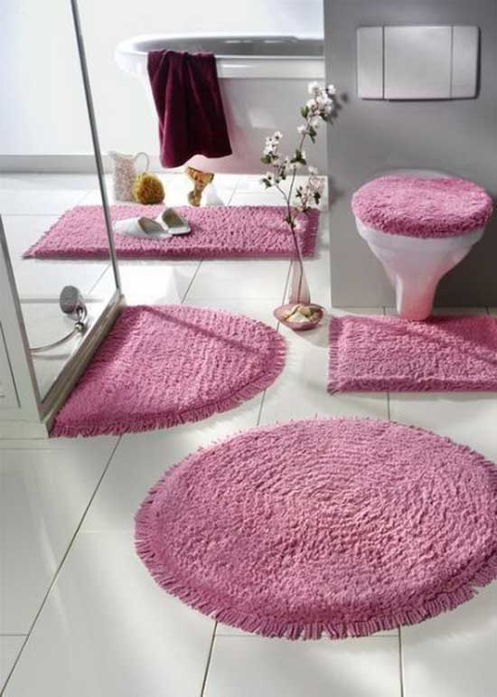 Bath Rugs Sets