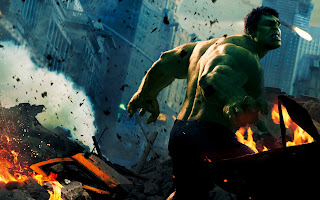 Incredible Hulk The Avengers 2012 Movie HD Wallpaper