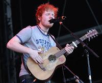 Ed Sheeran live image