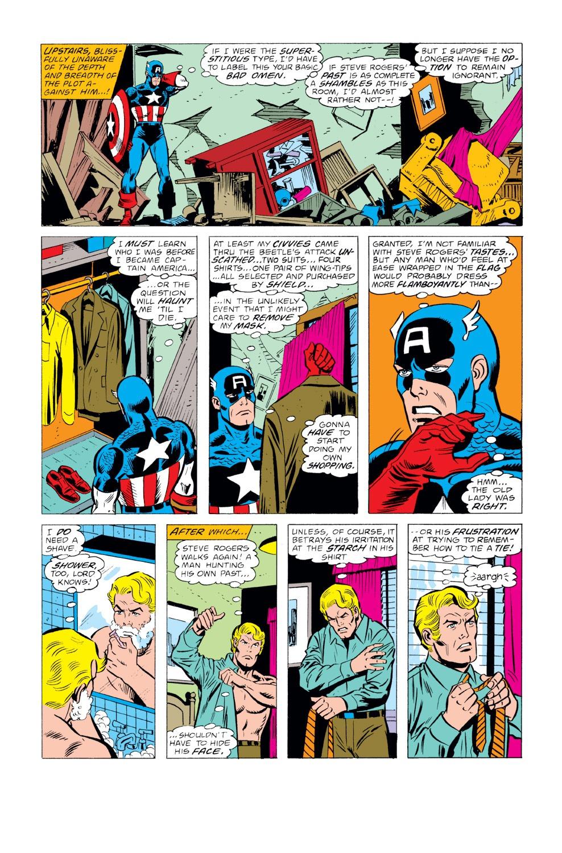 Captain America (1968) Issue #222 #136 - English 8