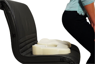 The Kabooti Donut Cushion All Day Seating Comfort