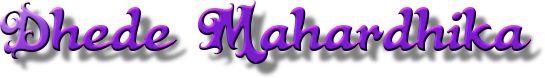 dHede Mahardhika