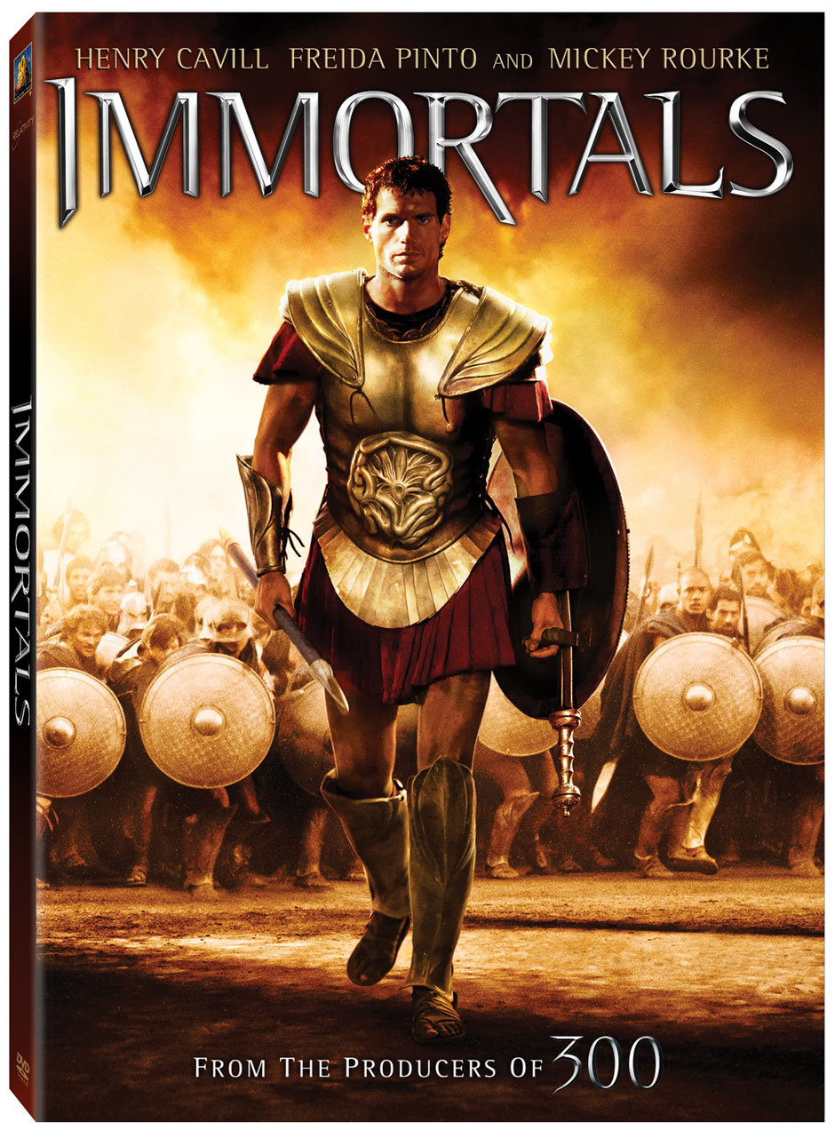 Immortals Movie Cast Immortals 2011 Full Movie Dvd